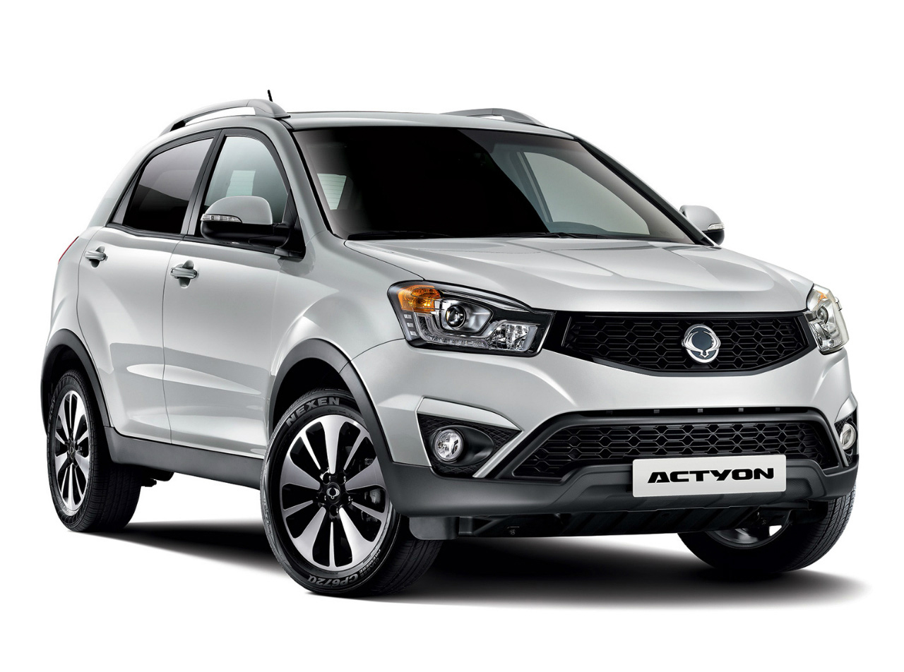 ssangyong actyon 1280x1024